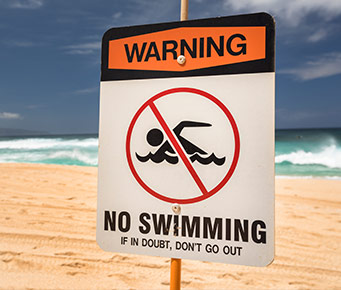 Best Maui Hawaii Beach Safety Signs