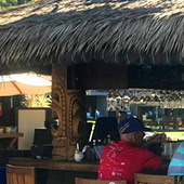 Maui Best Tiki Bar Grill
