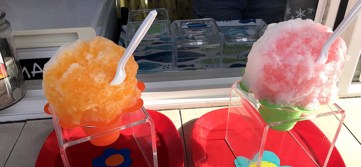 Maui Best Shave Ice Places