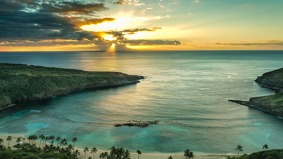 Landscape Photo of Hanauma Bay