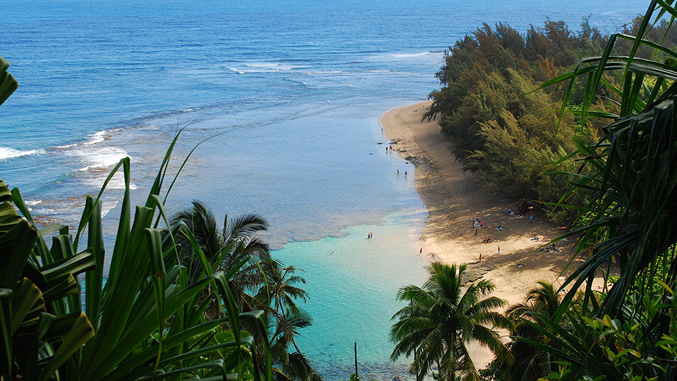 Beautiful Photo of Ke'e Beach
