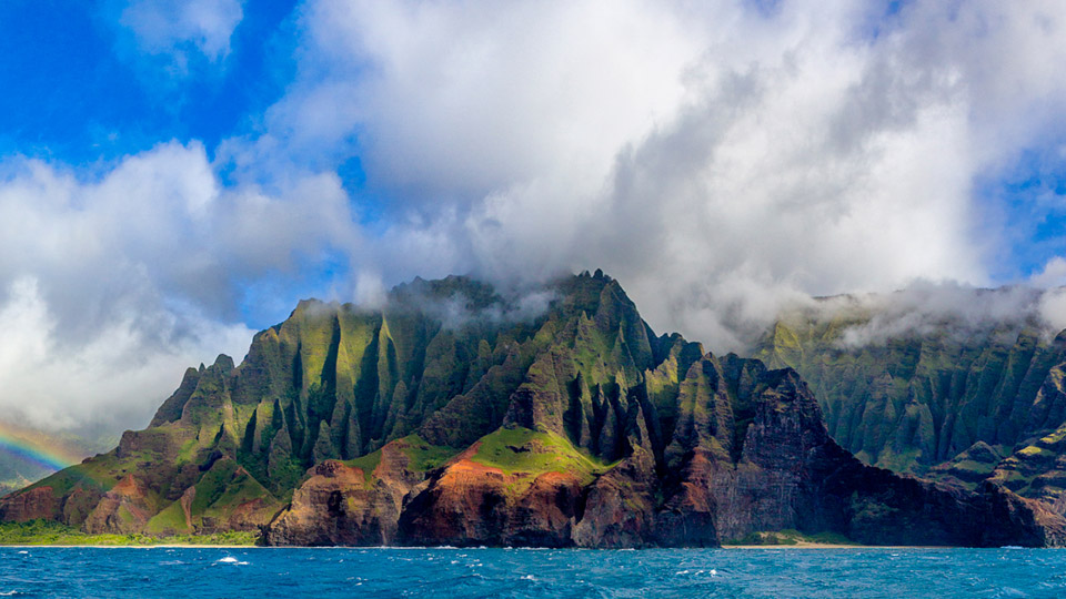 View of Na Pali