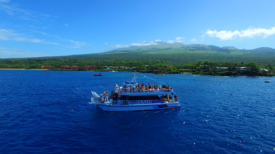 Pride of Maui Snorkeling Tour