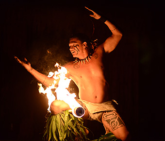 Maui Hawaii Best Luau Dance Performance