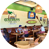 Coconut's Fish Cafe Best Maui Local Food