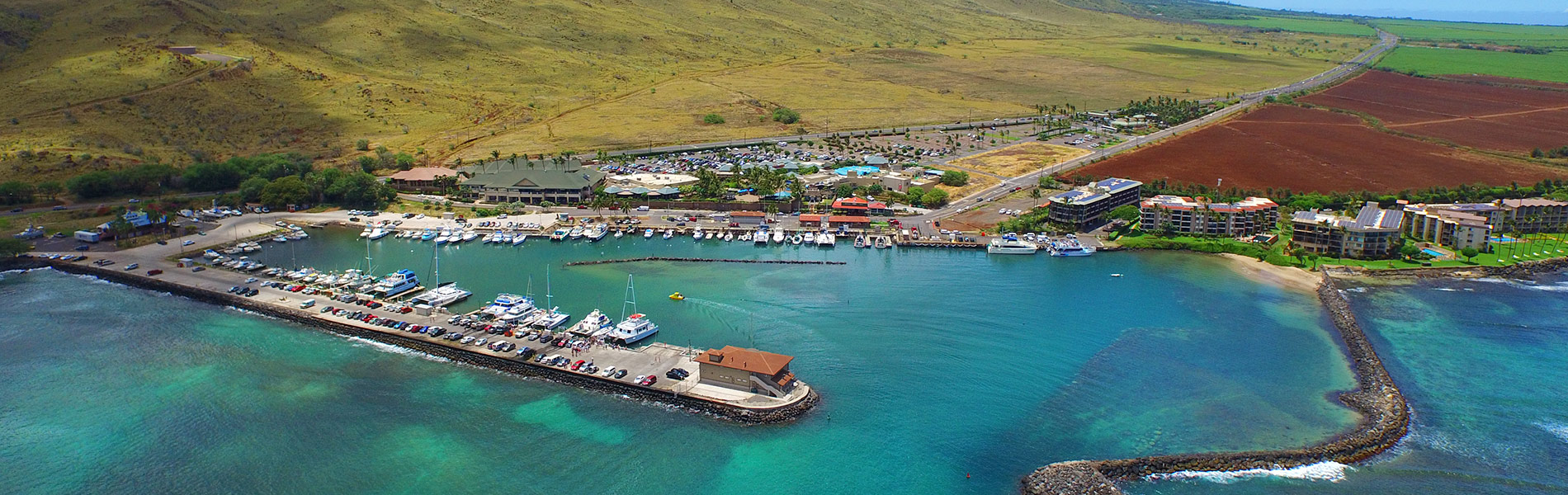 Maalaea Harbor Maps and Directions