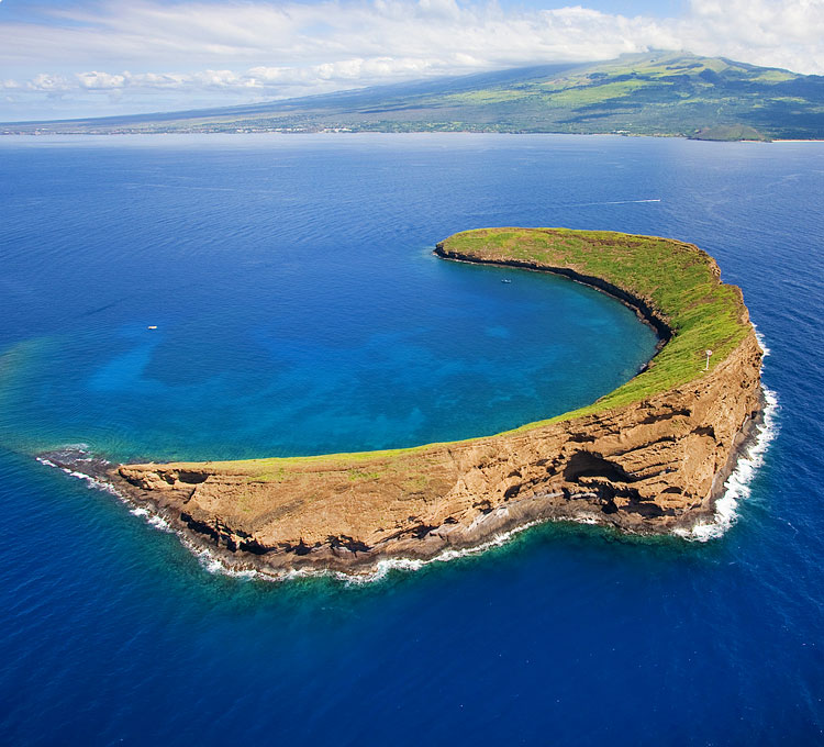 Morning Molokini