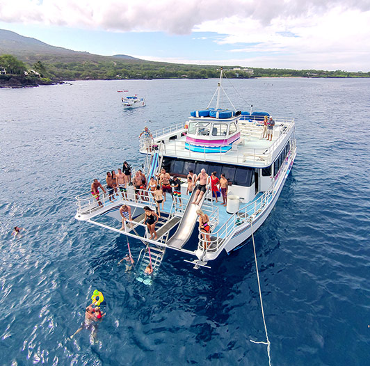 Maxi Power Catamaran - Pride of Maui