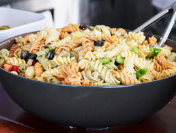 Best Maui Hawaii Pasta Salad