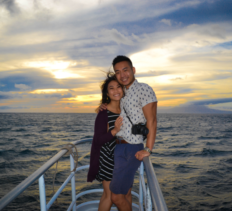 romantic cruise on maui