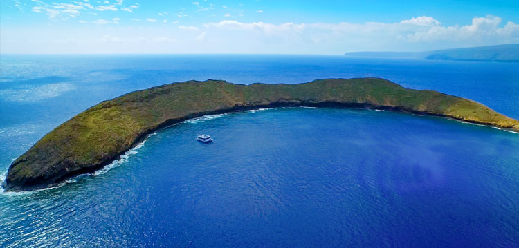 Molokini Crater Snorkel Destination
