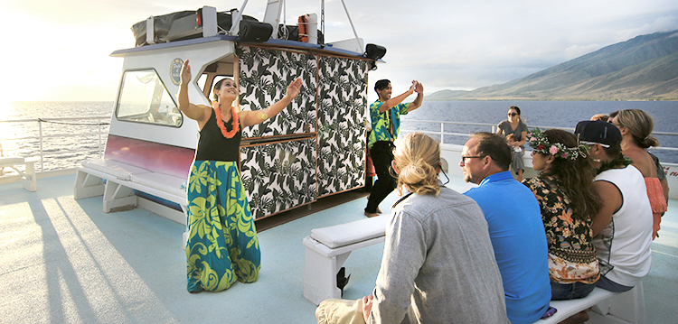 Polynesian Dancers Best Maui Private Charter