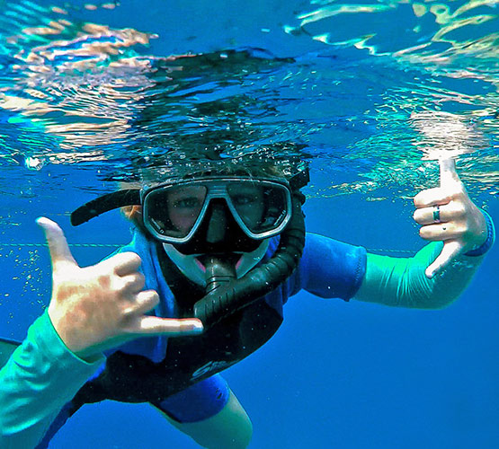 snorkeling safety in maui hawaii